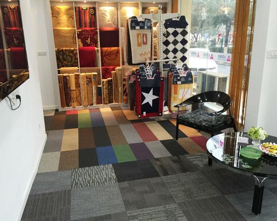 圣雁地毯会客室