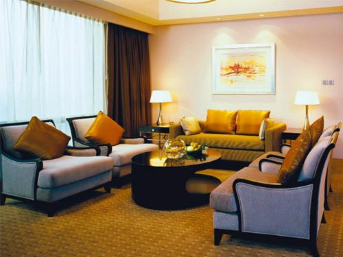 北京金融威斯汀大酒店案例