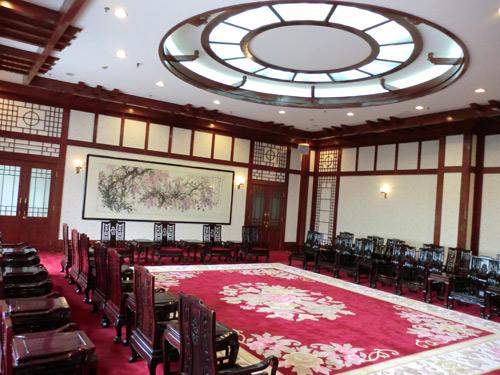 江阴市政府大楼工程案例