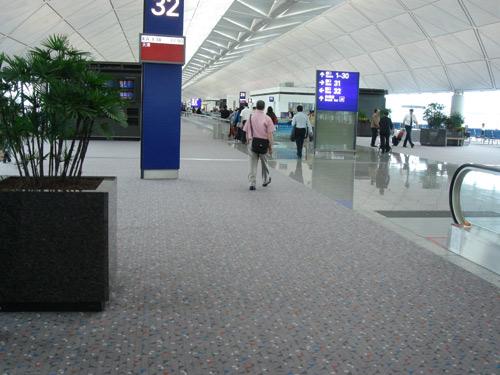 香港国际机场工程案例