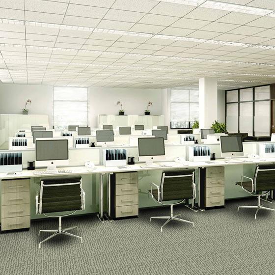 员工办公区地毯