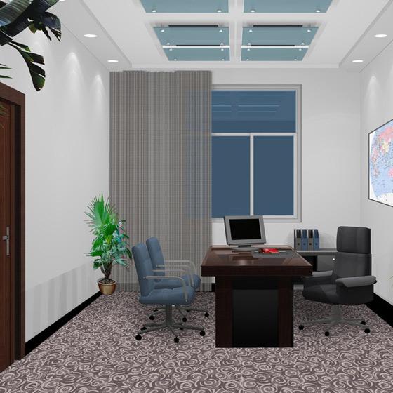 中层办公室地毯
