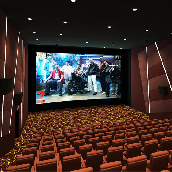 电影院地毯
