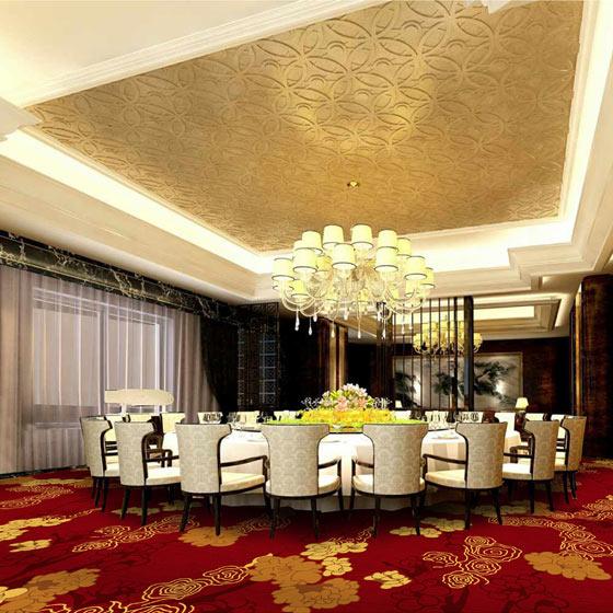 餐厅包间地毯