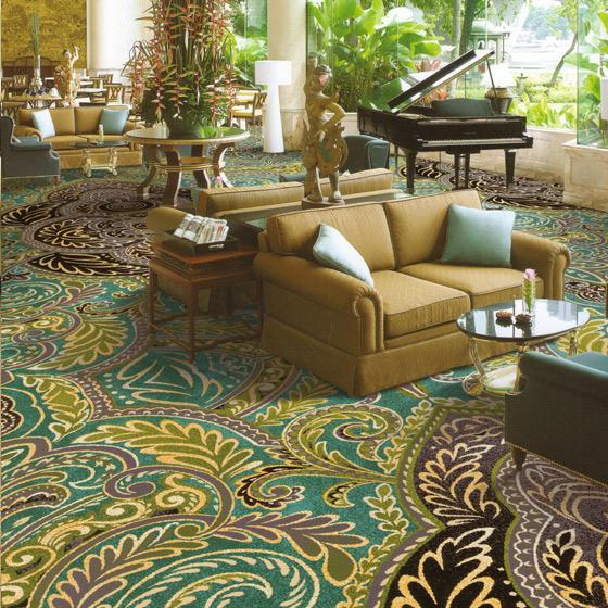 玉米纤维地毯